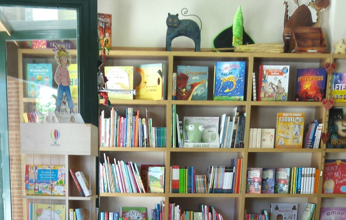 libreria infantil colmenar