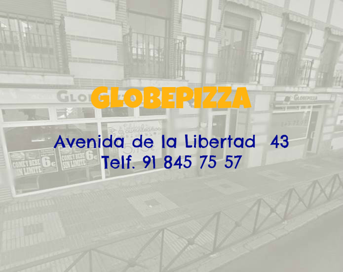 globepizza colmenar