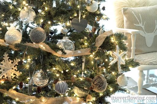 Que entre la navidad colmekids - Lazos arbol navidad ...
