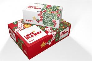 CAMPAÑAS SOLIDARIAS EN NAVIDAD: LOVE IN A BOX