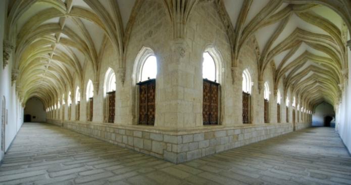 claustro santa maria de el paular