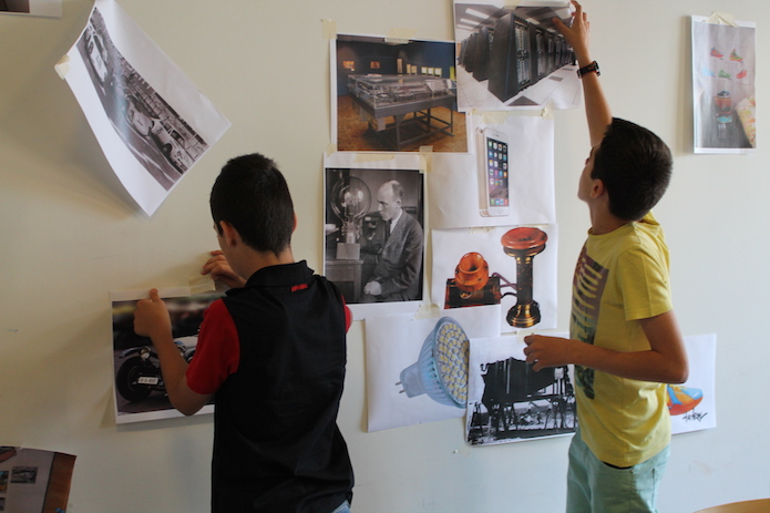 talleres niños fundacion telefonica