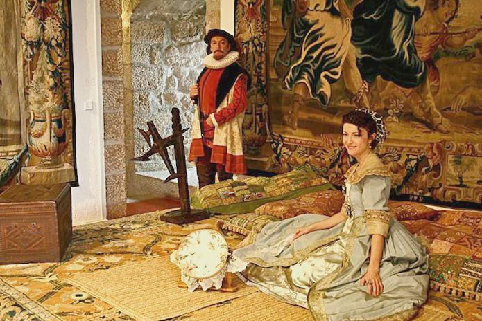 visitas teatralizadas castillo manzanares madrid