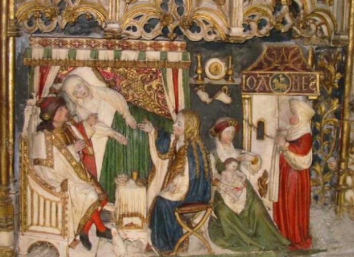 natividad san juan monasterio el paular