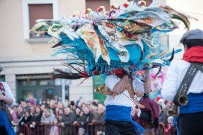 La Vaquilla: color,  sonido y tradición